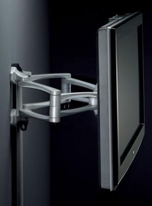 Otočné a sklopné držáky na LCD plazmové LED TV - držáky s nastavitelným ramenem