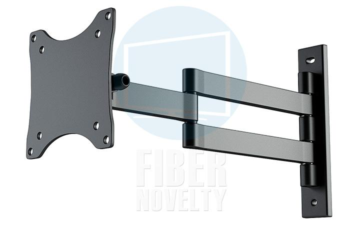 """10ks Držák TV Fiber Novelty FN101 (Kloubový otočný a sklopný výsuvný držák televize 12"""" - 30"""")"""