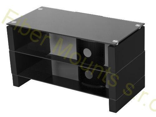 Televizní stolek ART PFS440PB-ZF (Pěkný televizní stolek - výprodej)