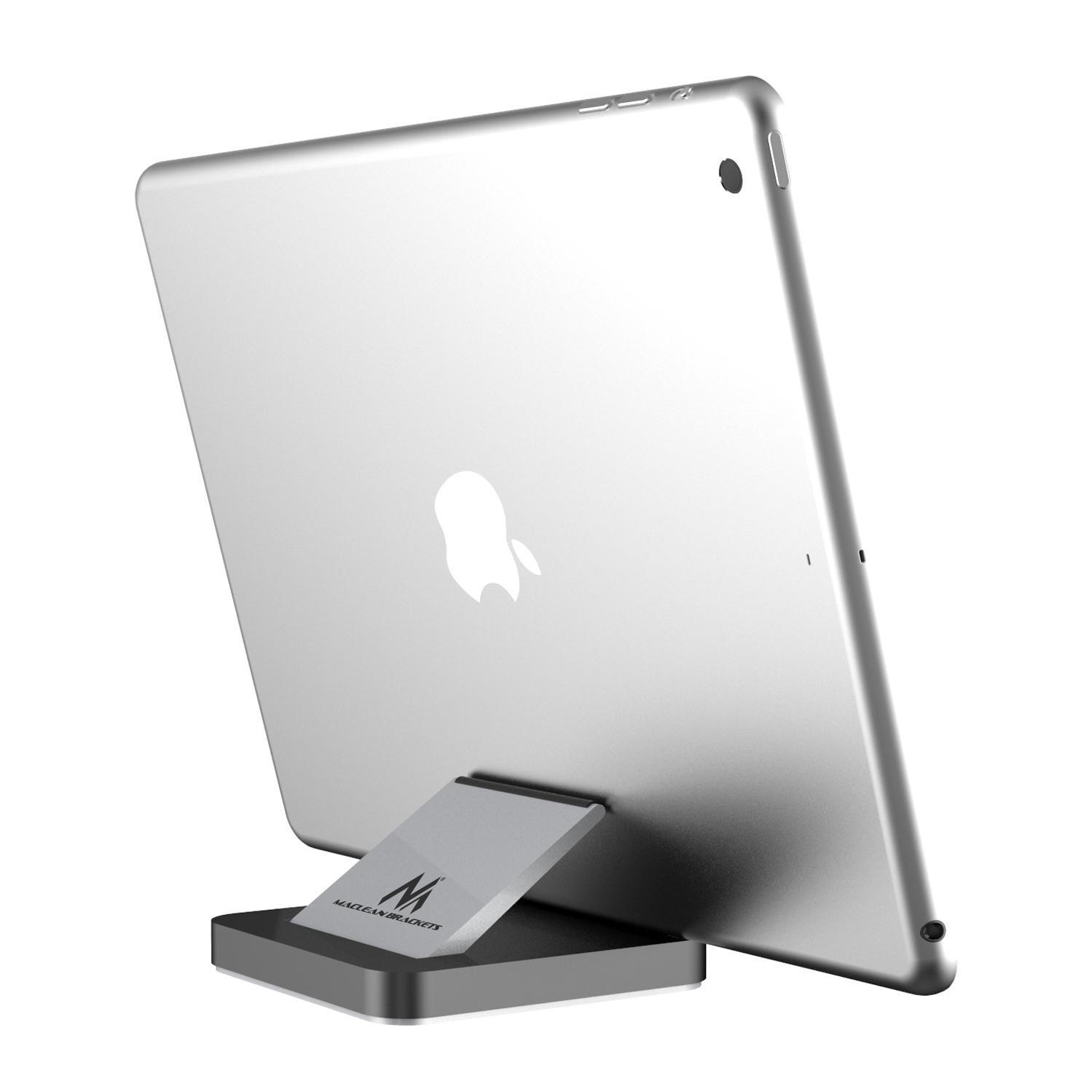 Hliníkový podstavec na tablet nebo telefon Fiber Mounts MC745 (Luxusní designový stolní podstavec na tablet nebo mobilní telefon)