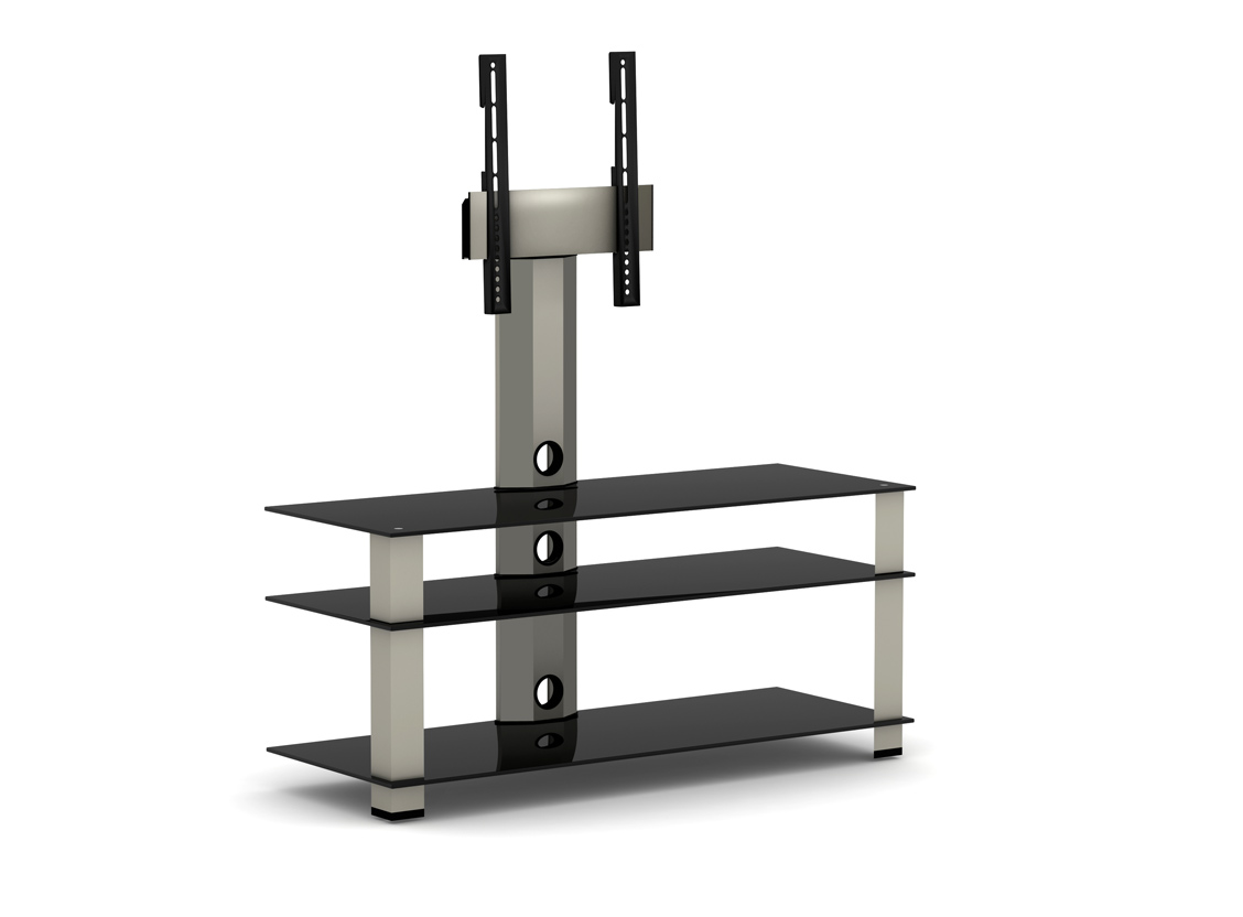 Televizní stolek s držákem Tv ELmob Delta 120-41