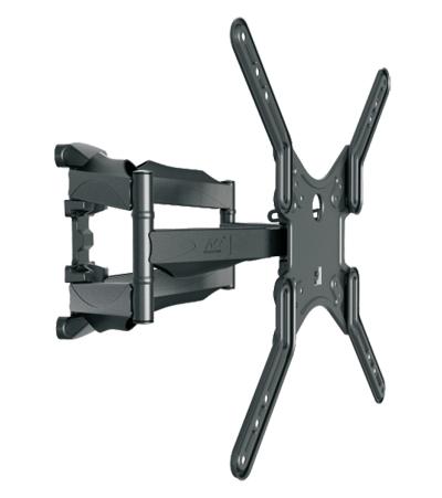 """Držák Tv NB SP500-P5 (Kvalitní držák na televize 32-60"""", nosnost 35kg, VESA standard, otočný, sklopný, délkově stavitelný, korekce roviny, systém vedení kabeláže)"""