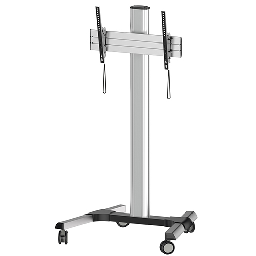 """Televizní stojan Fiber Novelty FN-WT (Profesionální stojan na LCD / plazma / LED televizory s úhlopříčkou 37"""" až 70"""", pojízdný)"""
