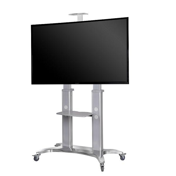 Profesionální televizní stojan NB AVF1800-70-1P silver