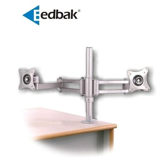 Stolní držák na 2 monitory EDBAK SV06