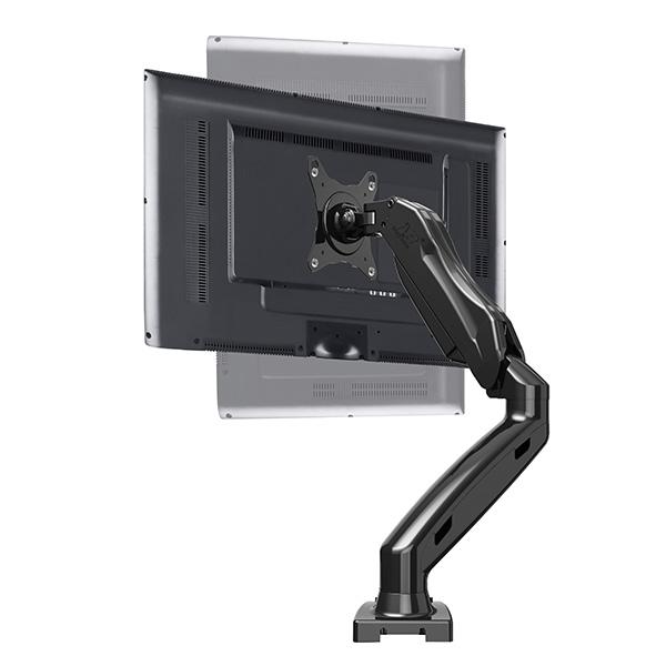 Stolní kancelářský držák monitoru Fiber Mounts F80