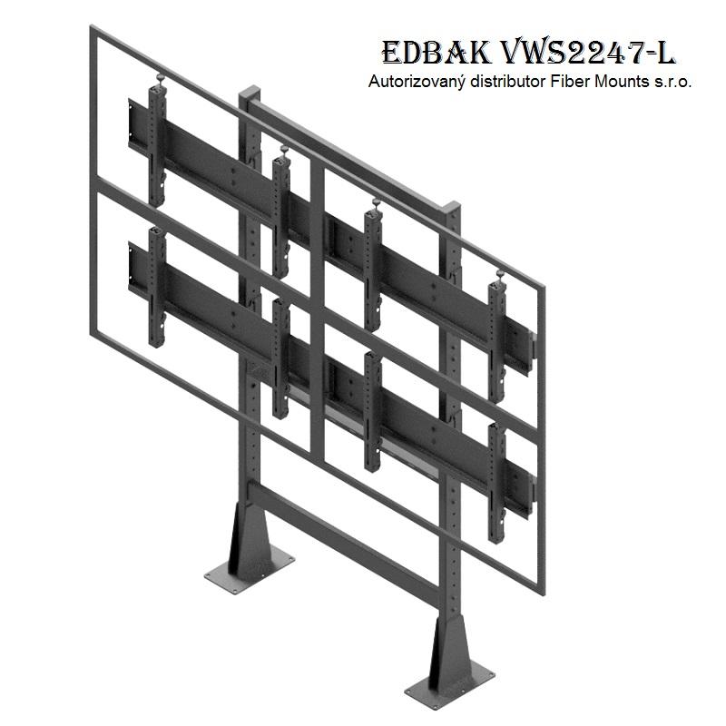 Televizní stěna EDBAK VWS2247-L