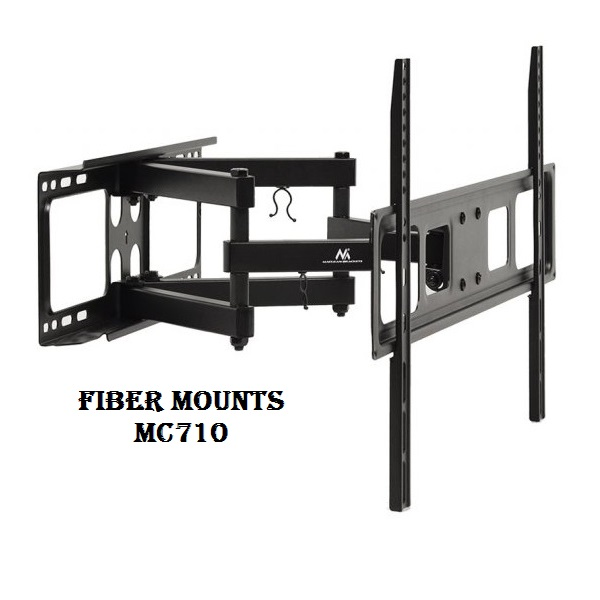 Fiber Mounts MC710 - výsuvný dvouramenný držák Tv