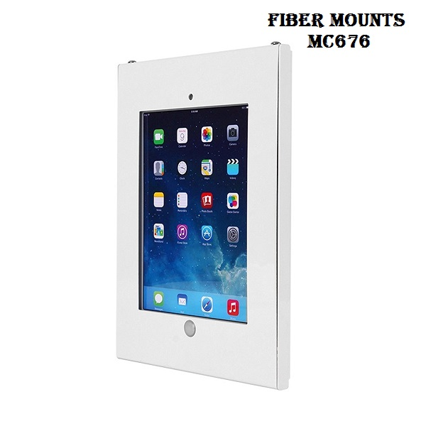Fiber Mounts MC610 nástěnná přihrádka na tablet iPad