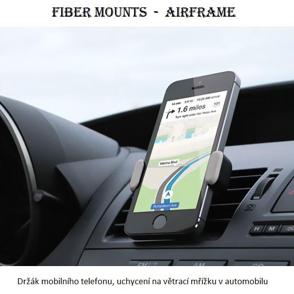Fiber Mounts Airframe držák mobilního telefonu do auta