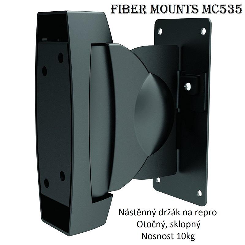 Fiber Mounts MC535 - otočný a sklopný držák na repro