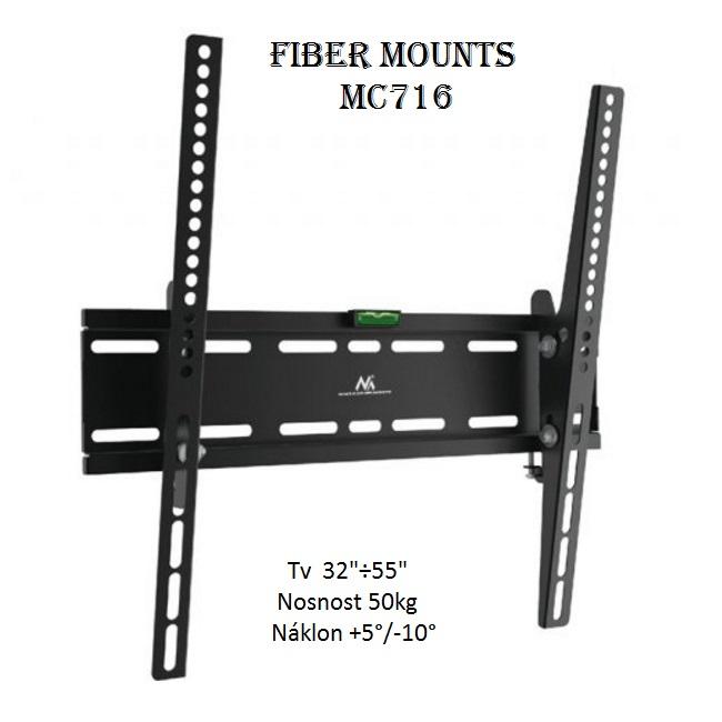 Fiber Mounts MC716 držák Tv s náklonem