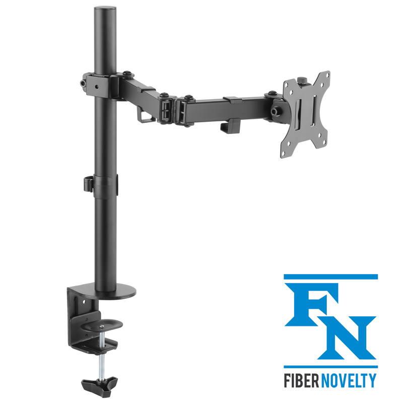 Stolní držák Fiber Novelty F10 je vhodný pro uchycení VESA adaptéru Fiber Novelty XMA-01A