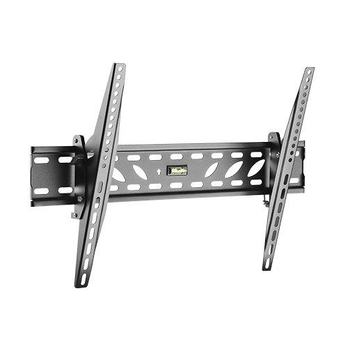"""Sklopný držák Tv na zeď, náklon 0-10°, nosnost 50kg, VESA max. 600x400, vzdálenost od zdi 44mm, na televize 37-70"""" - Brateck LP11-46T"""