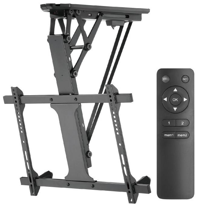 Stropní motorizovaný držák na televize Fiber Mounts M8C80