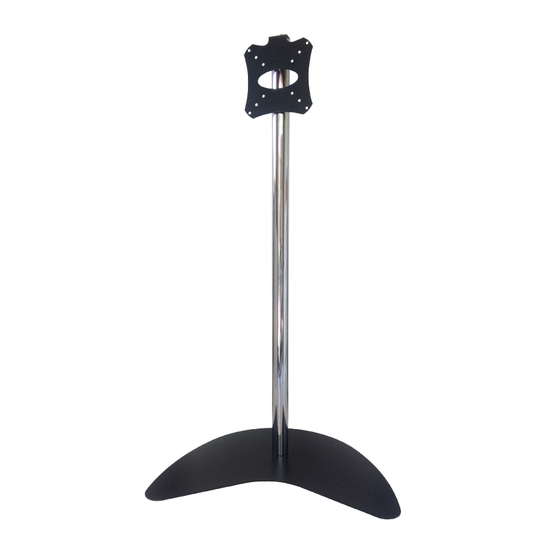 "Minimalistický dizajnový chromový stojan na Tv 32-65"", nosnost 50kg - OMB Stand C1650"