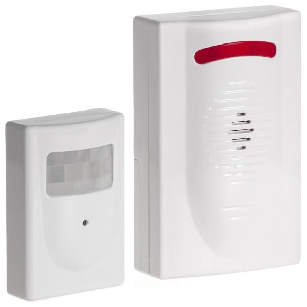 Levný poplašný systém, alarm do garáže, sklepa, zahradního domku, skladu nebo kanceláře Fiber Mounts FM34