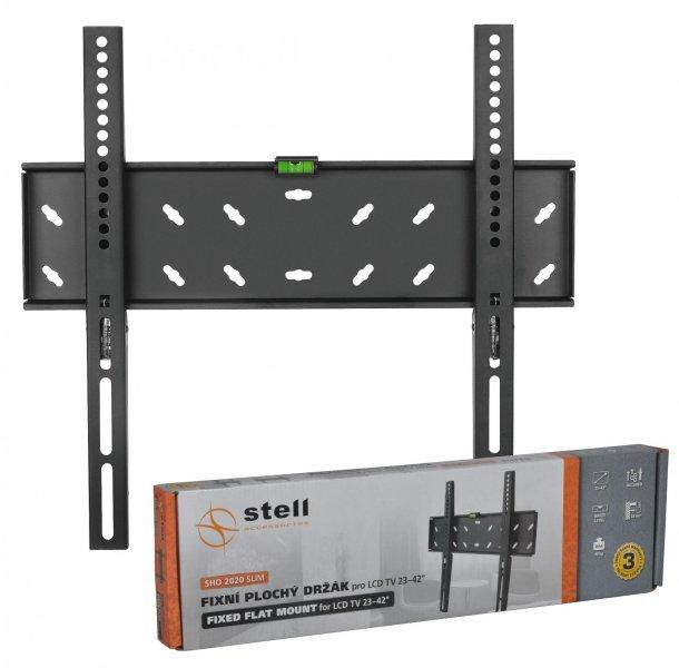 Fixní držák na televizor s úhlopříčkou 23-55 palců