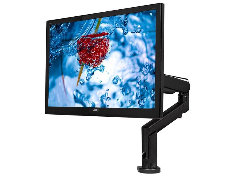 Fiber Mounts F90A kvalitní stolní držák monitoru nebo Tv