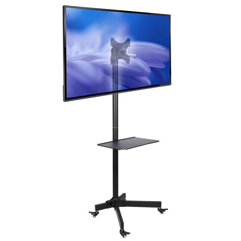 Stojan ErgoSolid Falco 22: kvalitní stojan na monitor nebo televizor 19-37 palců, nosnost 20kg