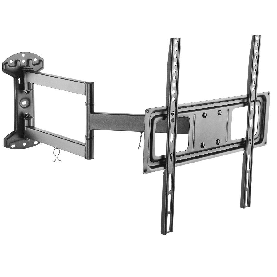 Levný dlouhý držák pro zavěšení LCD LED Tv a otáčení do stran, naklápění, vysouvání - Fiber Mounts LONG61