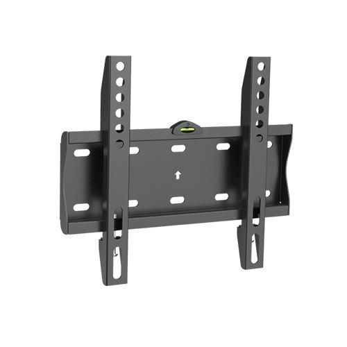 Kvalitní a přesto jeden z nejlevnějších fixních držáků jak na televize tak i monitory, nosnost 30kg, VESA max. 200x200, vzdálenost od zdi 27mm, velmi pevná a bezpečná konstrukce, instalační materiál, vodováha - držák Fiber Mounts FM21F