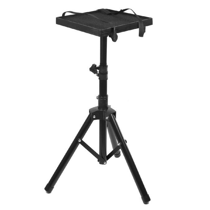 Přenosný stojan na projektory s nastavitelnou výškou, náklonem a úpravou roviny, polička s rozměry 320x295 mm, nosnost 15kg - Fiber Mounts M9C20