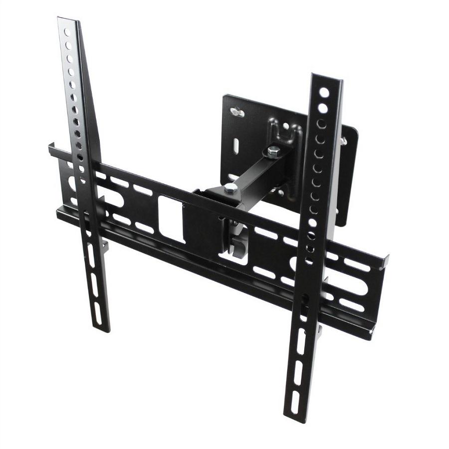 LCD LED držák Tv pro uchycení na stěnu, otočný a sklopný, mírně výsuvný, velká instalační plocha Fiber moutns FM049
