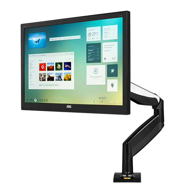 Držák LCD monitoru Fiber Mounts F85A
