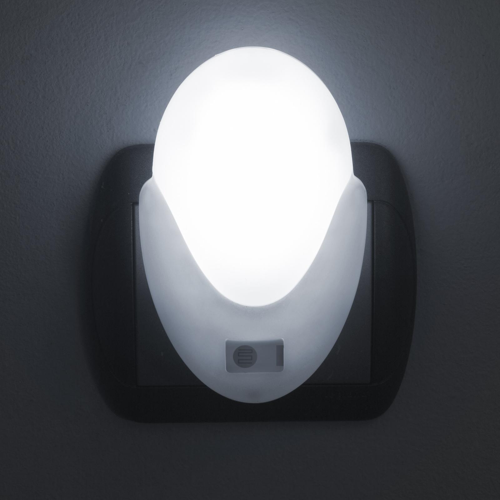 Úsporné noční světlo se senzorem v pěkném designu - Phenom 20252S
