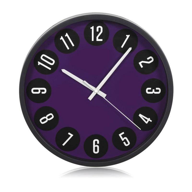 Levné velké krásné nástěnné hodiny Fiber Mounts C5B