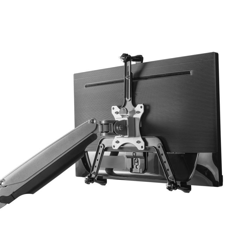Unikátní VESA adaptér, který umožňuje zavěšení monitorů nebo televizorů bez podpory VESA standardu zavěsit na stolní, nástěnné nebo stropní držáky - Fiber Novelty XMA-01A
