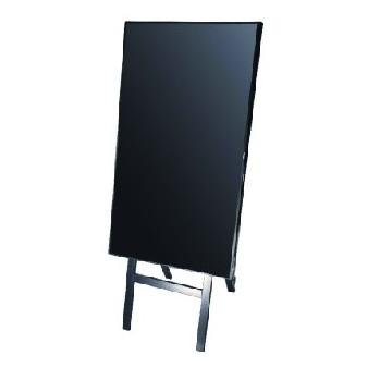 Reklamní stojan na televizi nebo monitor 32-55 palců - televizní poutač / monitorový poutač. Omb Easel.