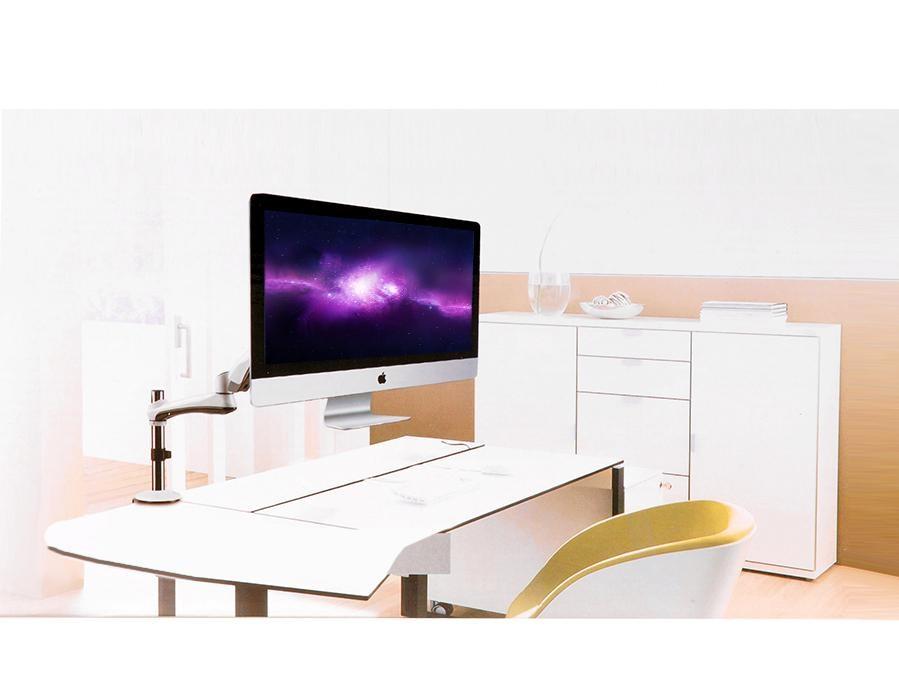 Speciální stolní držák pro Apple iMac - Fiber Mounts AX692