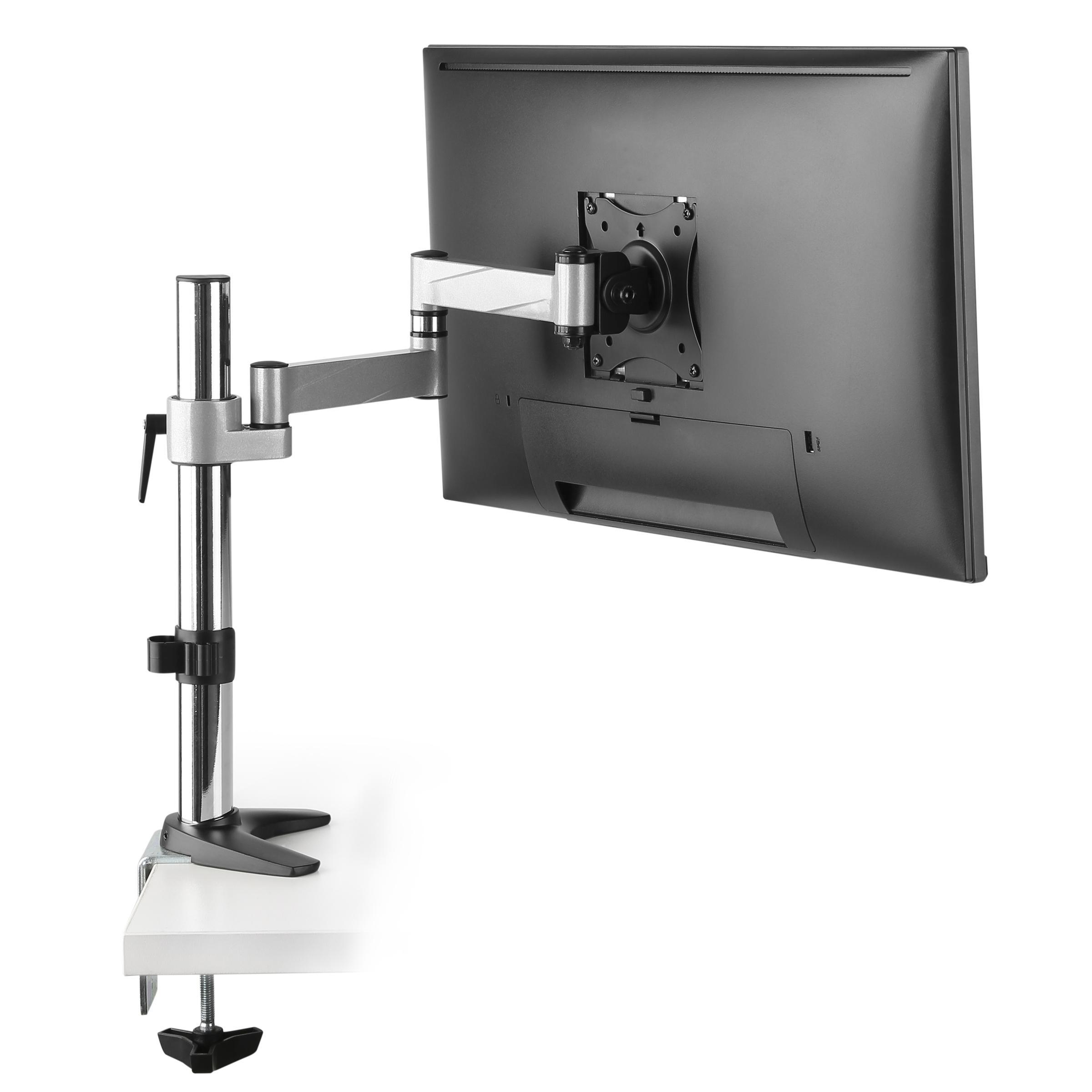 Krásný stolní držák na monitor do kanceláře nebo pracovny  - Fiber Novelty F70