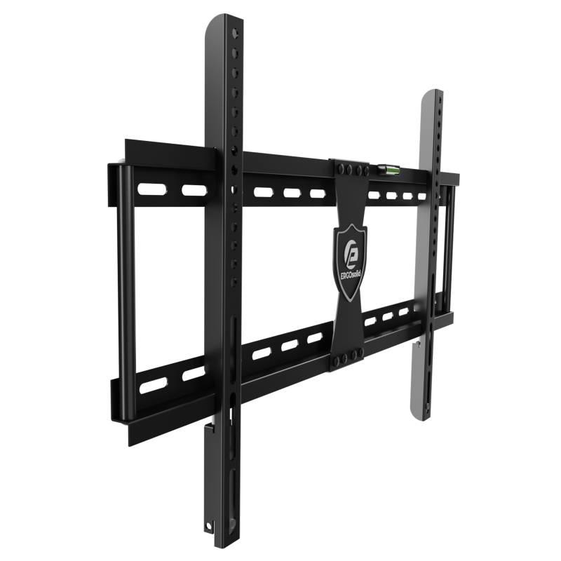 Fixní držák na Tv pro zavěšení na zeď, držák bez polohování, nosnost 45kg, VESA standard, vzdálenost Tv od zdi 27mm
