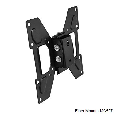 Nástěnný televizní držák s náklonem Fiber Mounts MC597