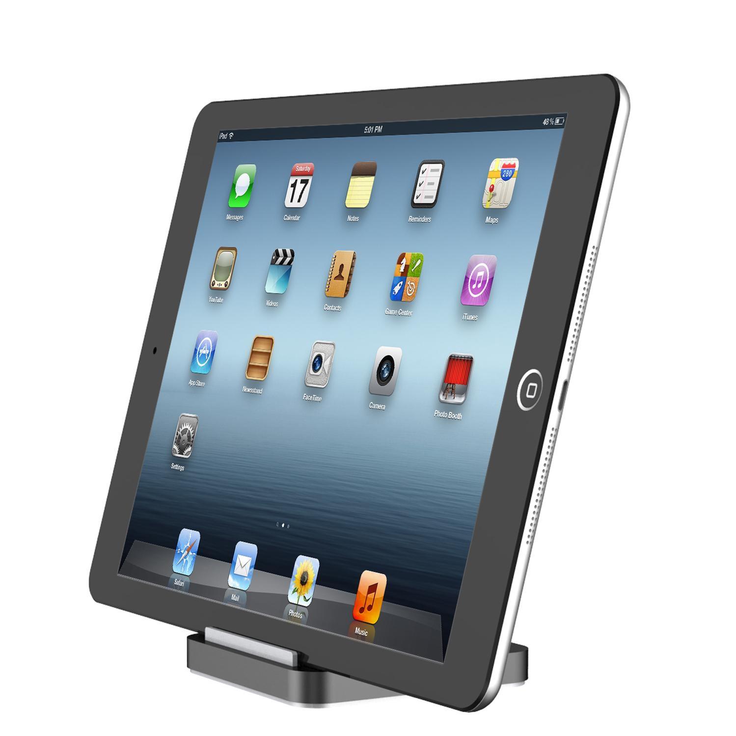 Fiber Mounts M7C45 je kvalitní dizajnový podstavec na tablet iPad telefon iPhon