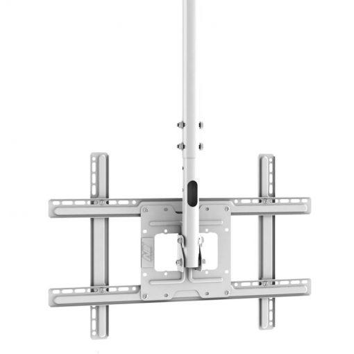 Stropní držák v bílém provedení, nastavitelný Fiber Mounts T560W