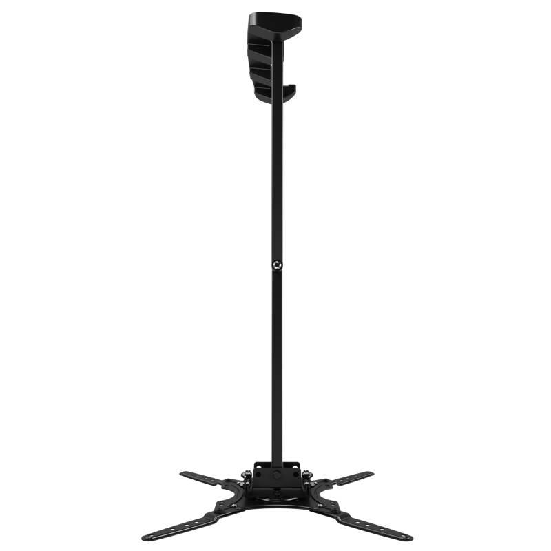 Velmi dlouhý držák na televizi monitor, délka 75mm až 850mm, nosnost 30kg, na televize 26 až 60 palců - ErgoSolid Longo85
