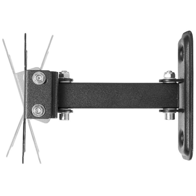 Nástěnný polohovací držák na televize a monitory Fiber Mounts Easy1