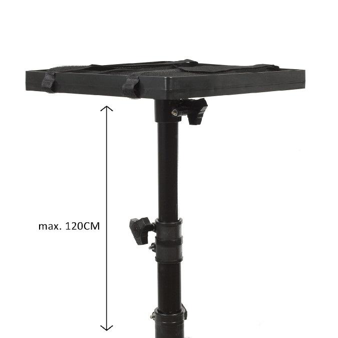 Přenosný stojan na projektor s nastavitelnou výškou 75cm až 120cm Fiber Mounts M9C20