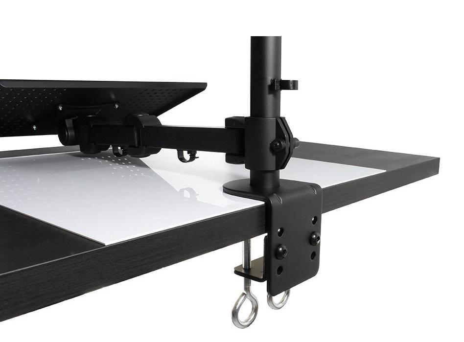 Stolní držák na notebook nebo laptop a monitor Fiber Mounts FM23