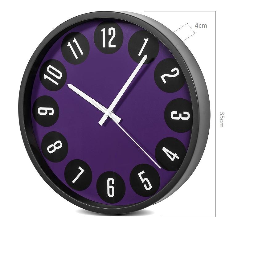 Levné krásné hodiny na stěnu Fiber Mounts C5B