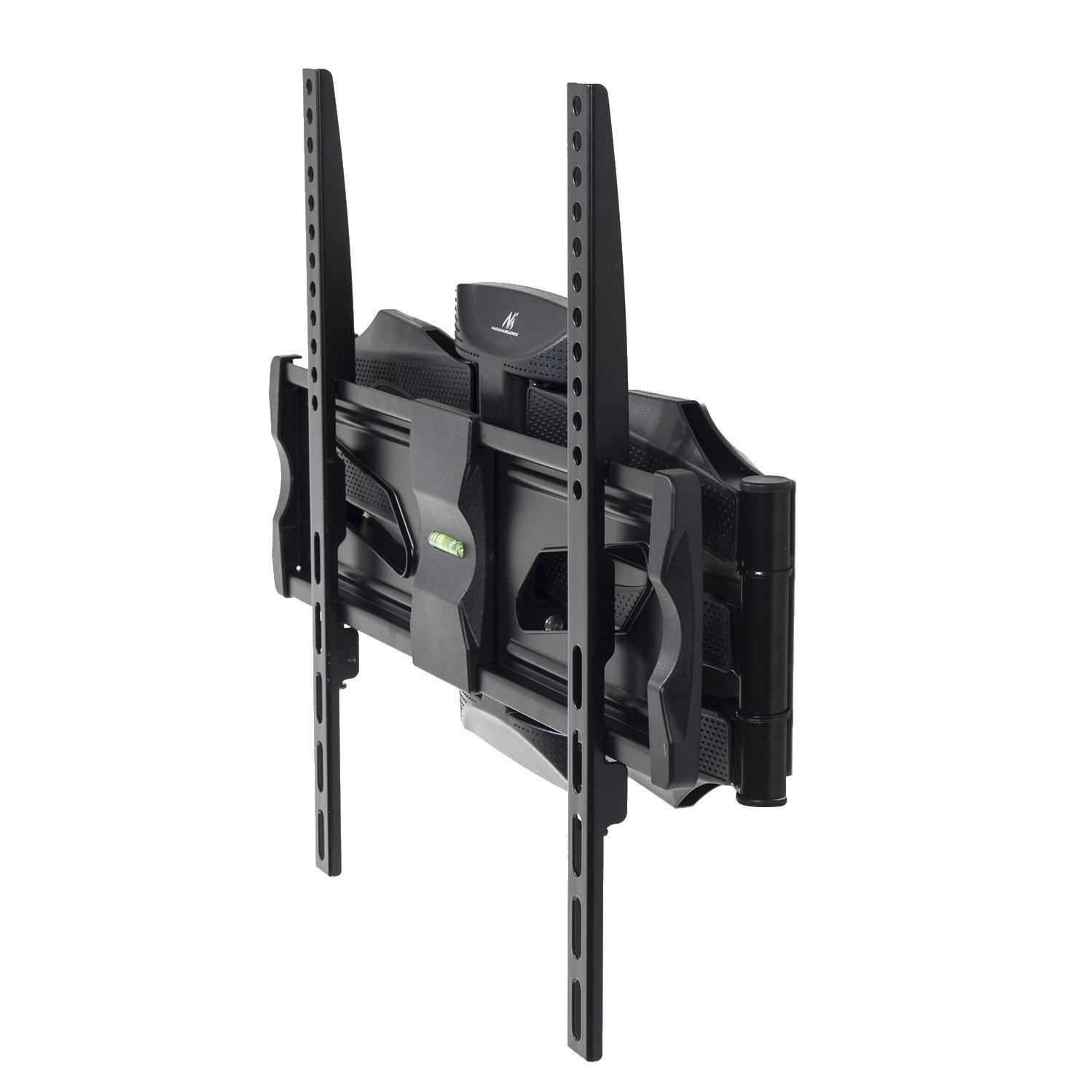 Vynikající televizní držák za skvělou cenu Fiber Mounts DELTA781 - otáčení do stran, délkové nastavení, náklon, korekce roviny, vedení kabeláže, spolehlivost a bezpečnost.