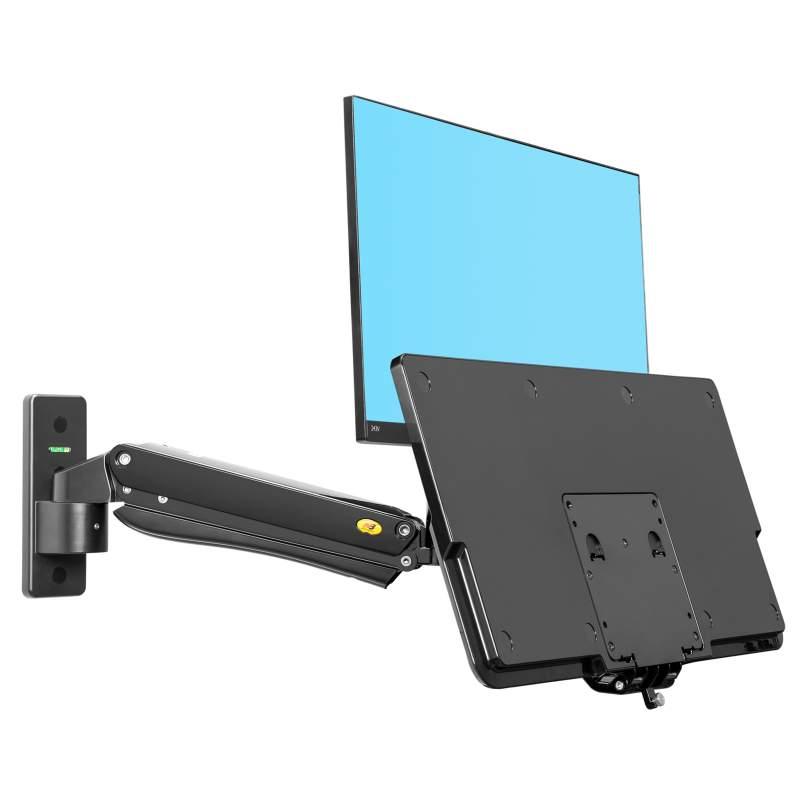 Fiber Mounts MC40B - špičkový držák na monitor a klávesnici, nebo All in One PC a klávesnici s myší