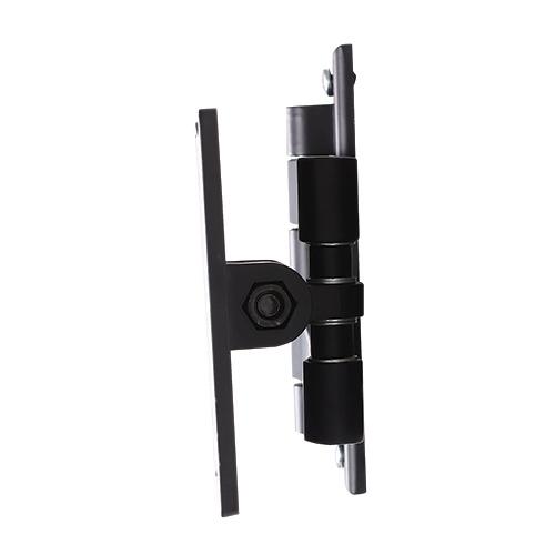 Možnost přisunout monitory na vzdálenost 5cm ke zdi a odsunout až o 24,7cm - držák Fiber Mounts FM102G