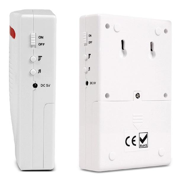 Levný poplašňák - poplašný systém - alarm Fiber Mounts FM34