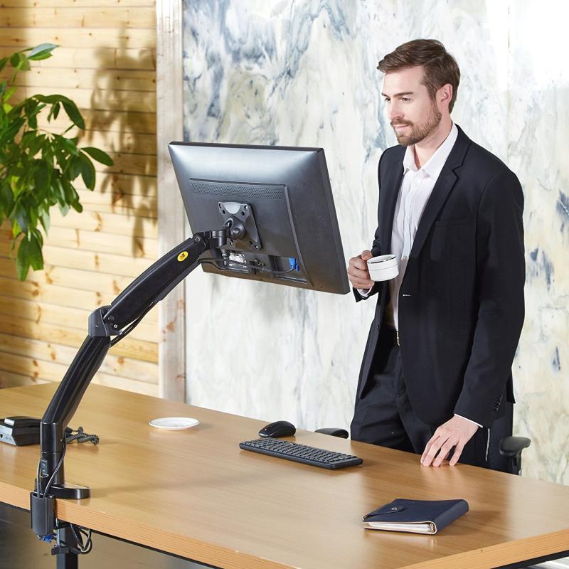 Držák monitoru do kanceláře Fiber Mounts F100A