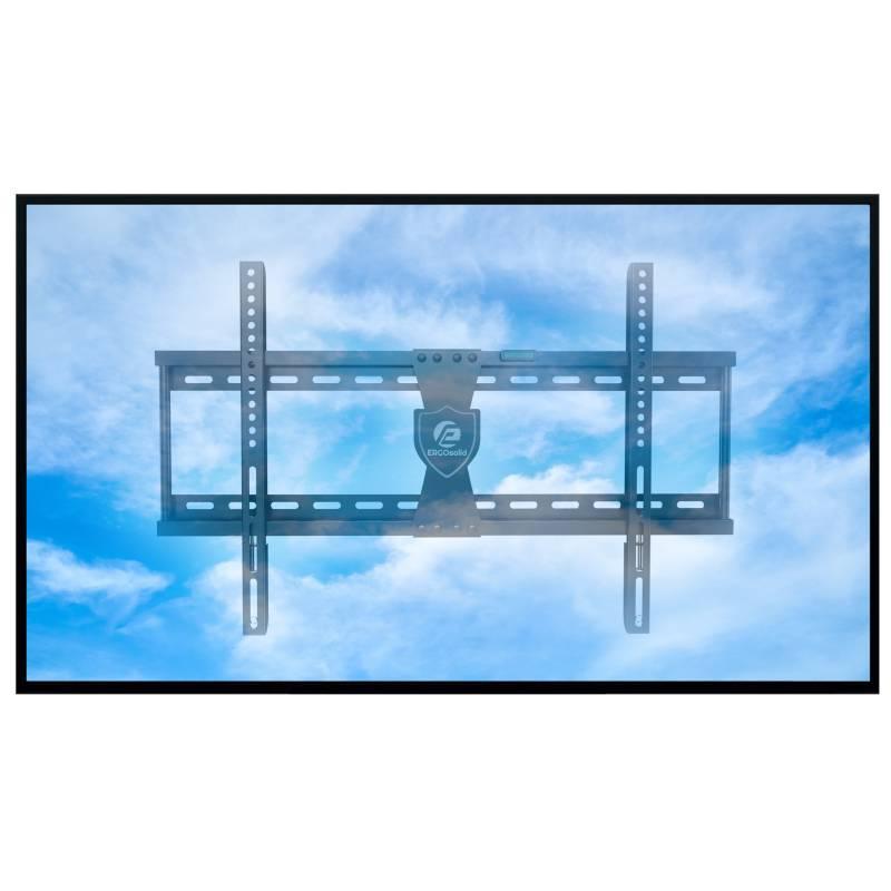 Ergosolid PERTO-4F držák na Tv 32-65 palců, nosnost 45kg, vzdálenost od zdi 27mm, VESA standard 200x100 až 600x400